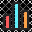 Bar Chart Bar Graph Analytics Icon