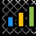 Bar Chart Growth Chart Analytics Icon