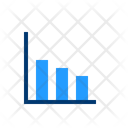 Bar Chart Analysis Business Icon