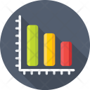 Bar Graph Chart Icon