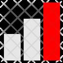 Bar Maximum Chart Icon