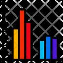 Bar Chart Data Information Icon