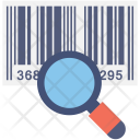 Scanner Magnifier Barcode Icon