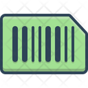 Bar Code Barcode Icon