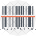 Barcode Scanning Upc Icon