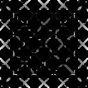 Bar Code Code Label Icon