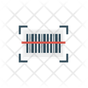Scanner Bar Code Tag Icon