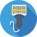 Barcode Scanner Reader Icon