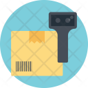 Barcode Scan Upc Icon