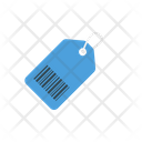 Bar Code Tag Label Icon