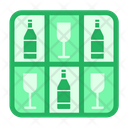 Bar Counter Icon