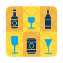 Bar Counter Icon