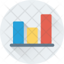 Bar Graph Business Icon