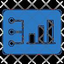 Bar Graph Graph Reload Icon