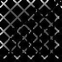 Diagram Bar Graph Bar Chart Icon