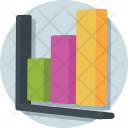 Bar Graph Statistics Icon