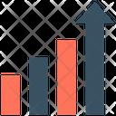 Bar Graph Bar Chart Growth Chart Icon