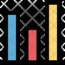 Bar Graph Chart Graphs Icon