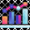 Bar Graph Bar Chart Analytics Icon