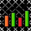 Bar Graph Growth Bar Chart Icon