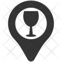 Event Location Party Icon