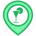 Bar Map Icon