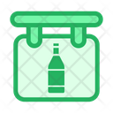 Bar Shop Icon