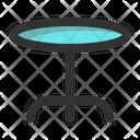 Desk Furniture Lounge Icon