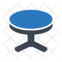 Chair Interior Stool Icon