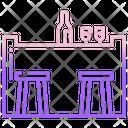 Bar Table Icon