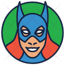 Barbara Gordon Avenger Vision Villain Icon