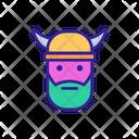 Viking Ancient Armour Icon