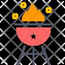 Barbecue Celebrate Holiday Icon