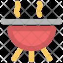 Barbecue Bbq Chef Icon