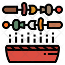 Bbq Grill Party Icon