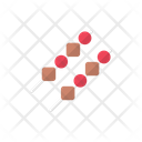 Barbecue Grilled Food Icon