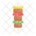 Barbecue Food Grill Icon