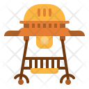 Barbecue Grills Foods Icon