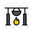 Cooking Barbecue Grilling Icon