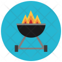 Barbecue Grill Icon