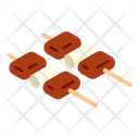 Barbecue Meat Beef Icon