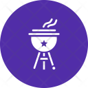 Barbecue Weekend Holiday Icon