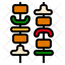 Barbecue Meat Food Icon