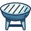 Barbecue Food And Restaurant Tools And Utensils Icon