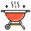 Barbecue Bbq Grilled Icon