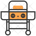 Barbecue Cooking Equipment Icon