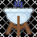 Barbecue Grill Icon