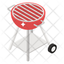 Barbecue Griller Icon