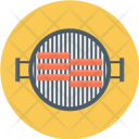 Barbecue Live Paneer Icon