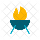 Meal Dinner Grill Icon